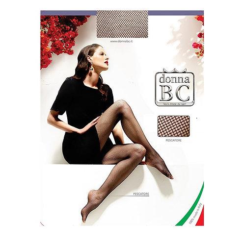 Collant Donna Pescatore CalzeBC Blu