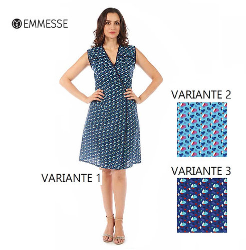 Vestaglietta Donna Emmesse 0405
