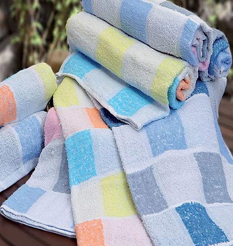 Asciugamano con Ospite Dama