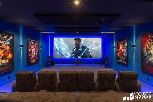 Home Theater Silicon Valley