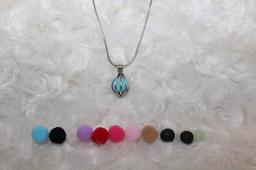 Teardrop Necklace Diffuser