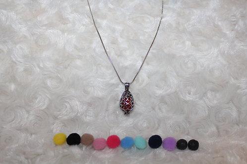 Hearts & Teardrop Necklace Diffuser