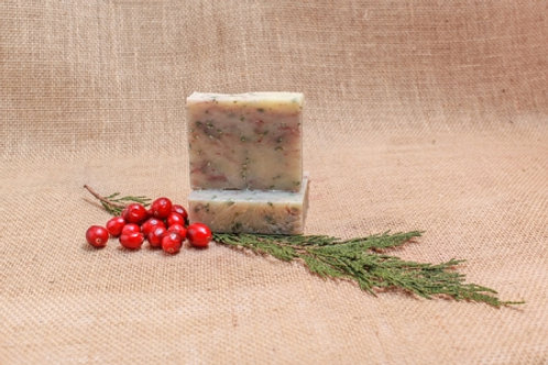 Merry Mistletoe Soap