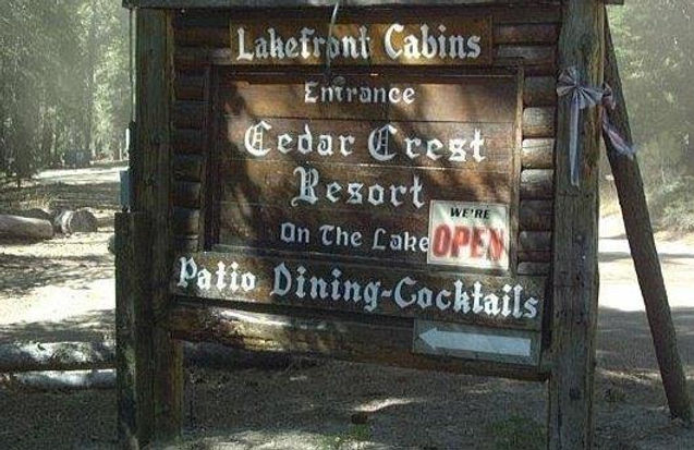 Cedar Crest Resort