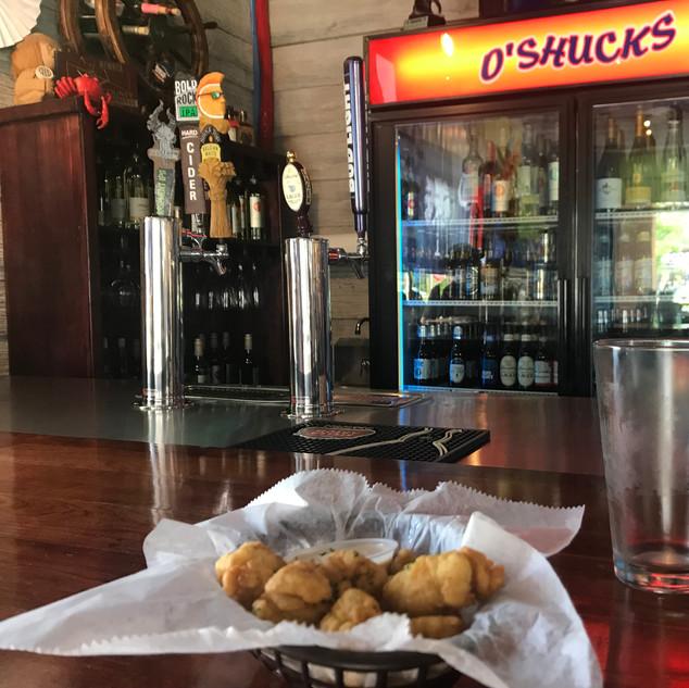 O'Shucks Winder Bar