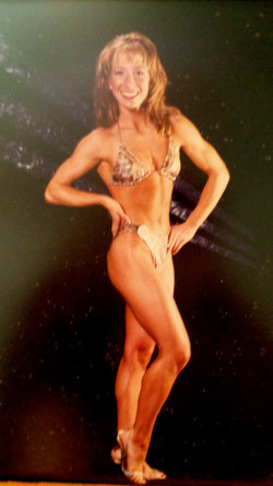 Ms. Fitness Competitor