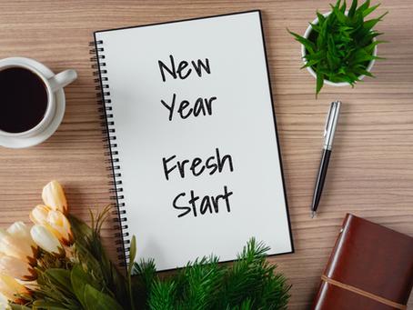 NEW YEAR NEW BLOG