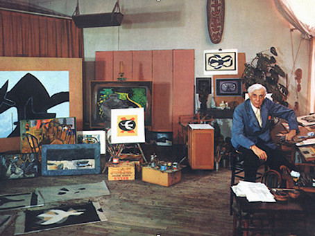 Georges Braque and the bird motif - our latest online show in collaboration with Artsy.net