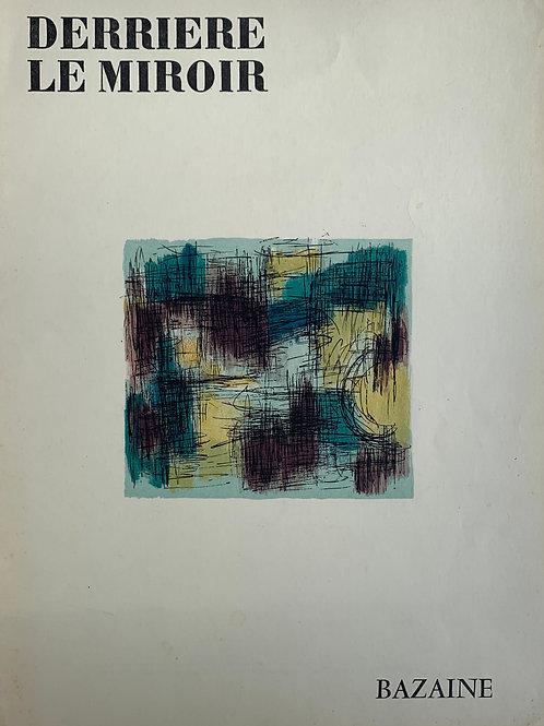 Jean René Bazaine, Abstract, 1957