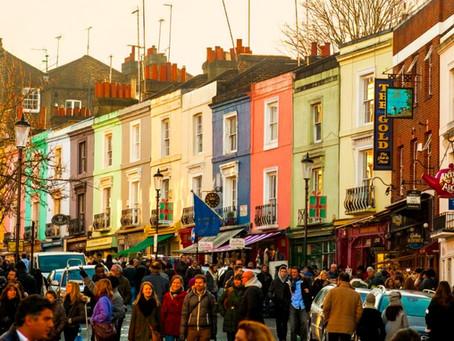 Portobello Road, the 90s - and the origins of Modern Originals.