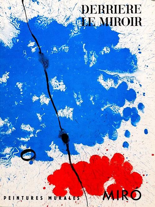 Joan Miro, Peintures, Murales, 1961
