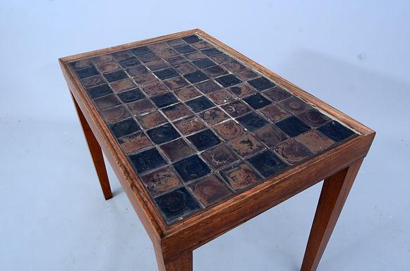 Mid-century Danish rosewood coffee table