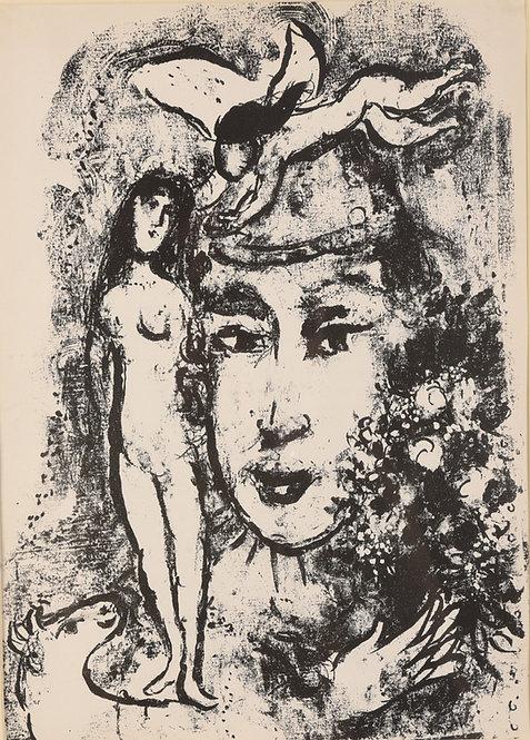 Marc Chagall,  1964