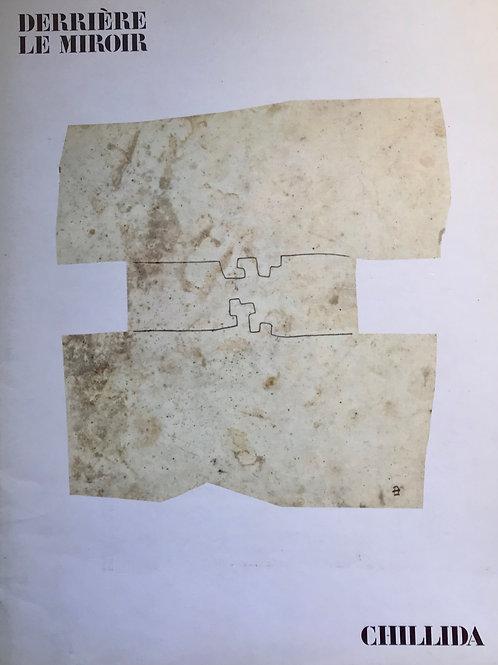 Eduardo Chillida, abstract, 1966