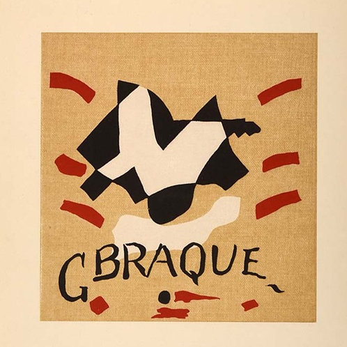 George Braque, glicee