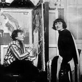Chagall and Bella.jpg