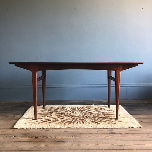Youngers Afromosia 'Fonseca' Dining Table By John Herbert