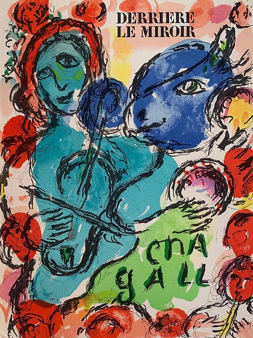 Marc Chagall,  Un jour de printemps, 1972
