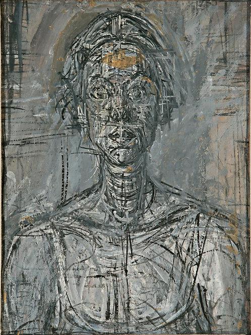 Alberto Giacometti, Bust of Annette
