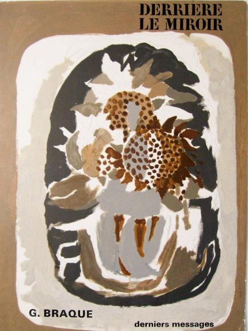Georges Braque, Derniers Message, 1967