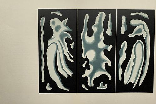Fernand Léger, Abstract, 1958