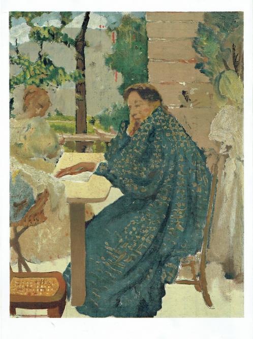 Pierre Bonnard, Portrait, 1966