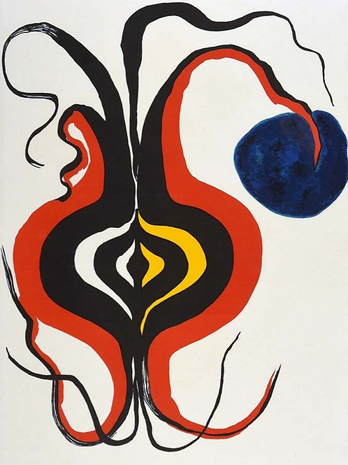 Alexander Calder, L'Onion, 1966