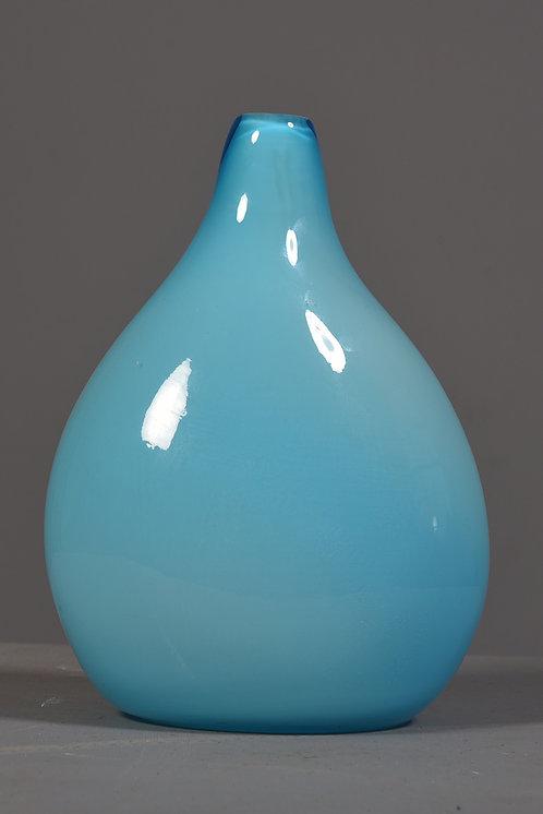 Large 1970s Murano Ballon Stem Vase