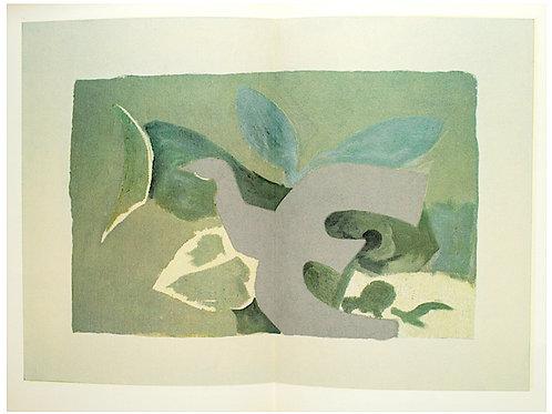 Georges Braque, Grey Bird, 1967