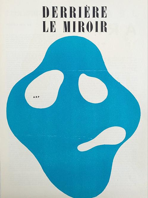 Hans Arp, Blue, 1950