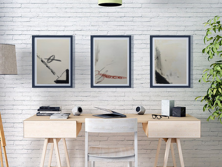 Investing in Office art: the key to a happy and healthy working environment