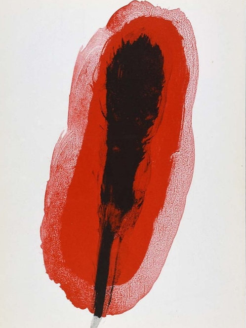 Joan Miro, Untitled, 1961