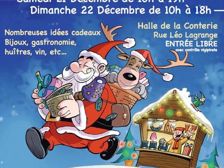 Noël en vue, place aux marchés !