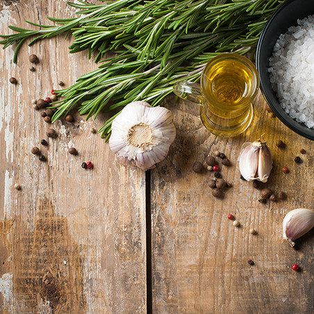Book Feature: Glorious Garlic! Enjoy. Feel Good. And Live Long