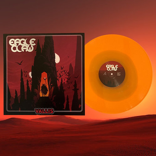 'Vallis' Vinyl: Limited Edition Two-Color Vinyl