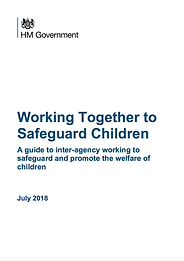 Working Together to Safeguard Children J