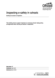 Inspecting E-Safety in Schools 2014.png