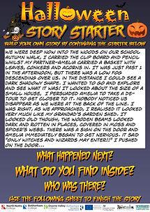Halloween Story Starter 3