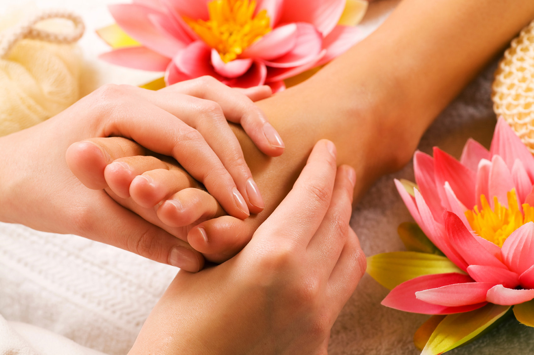 Reflexology with Guided Imagery