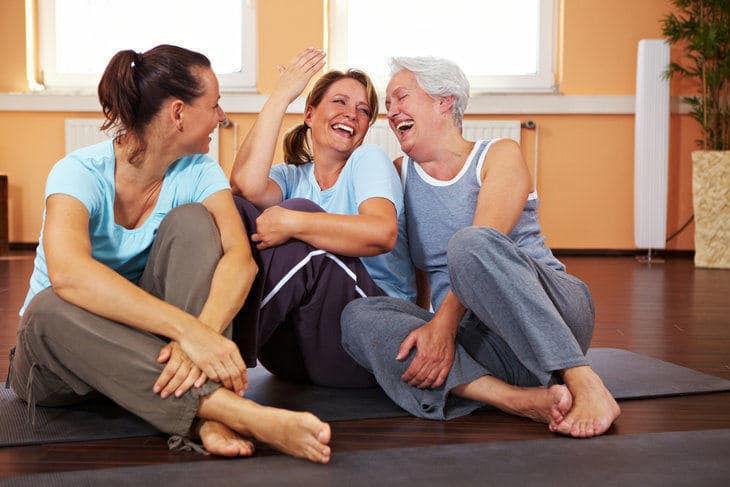Laughter Yoga + Yoga Nidra