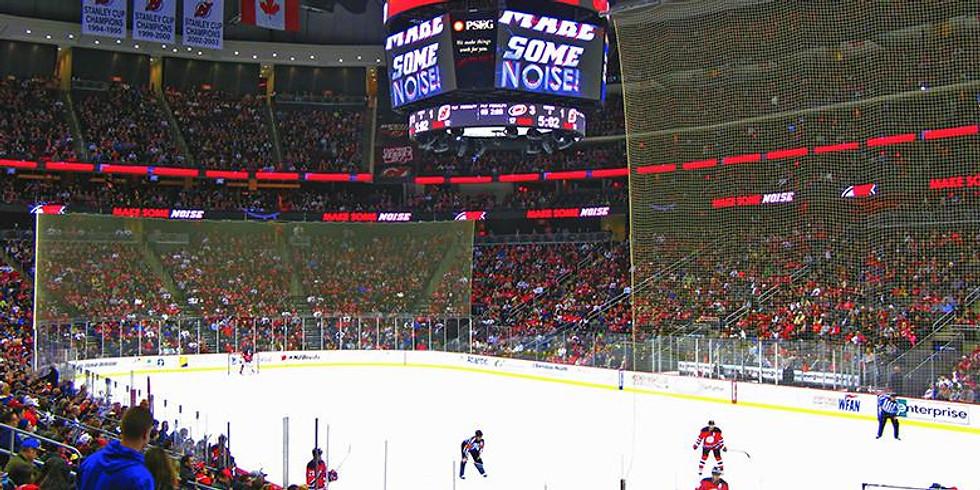 Devils VS Hurricanes Fundraiser