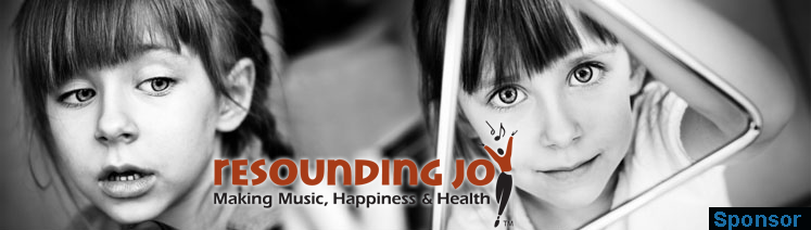 Thanks to our Sponsor: Resounding Joy