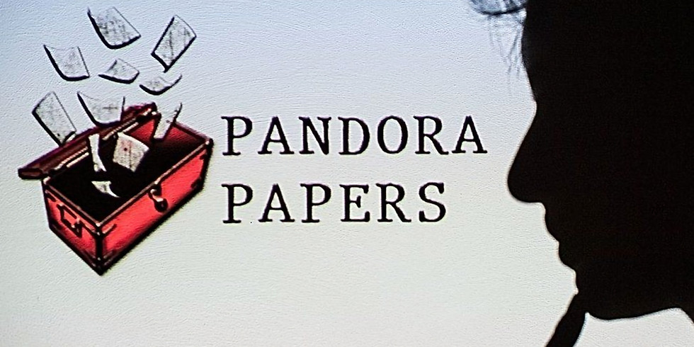 Seminar: Behind the Pandora Papers
