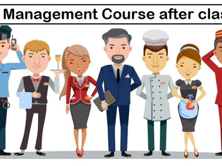 Which degree is best for Hotel Management?