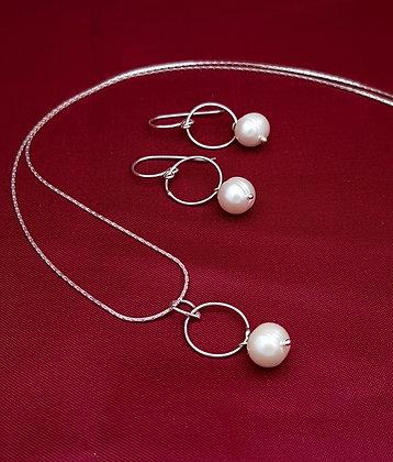 Aderezo Circulos y Perlas