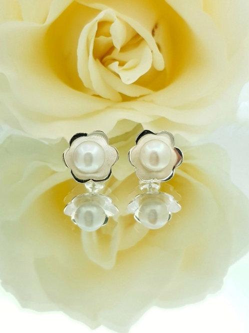 Topos Flor y Perlas