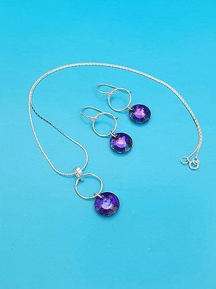 Aderezo Sol Purpura Cristal