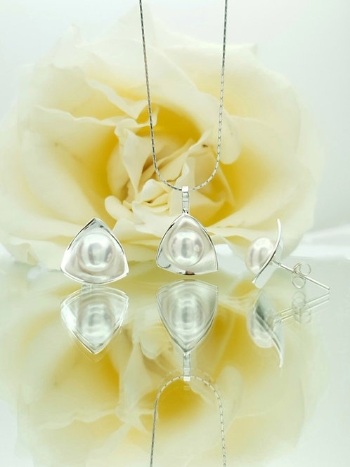 Aderezo Triangulo y Perlas