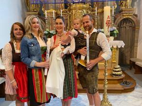 Taufe von Matteo Schatz