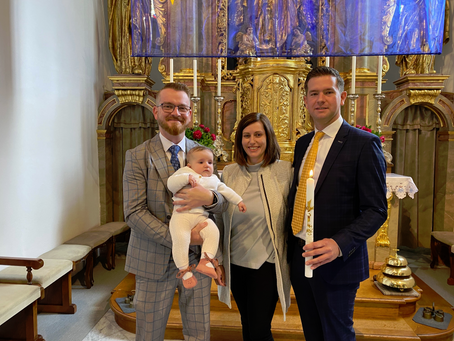 Taufe von Helena Steiner